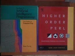 两本原版书
